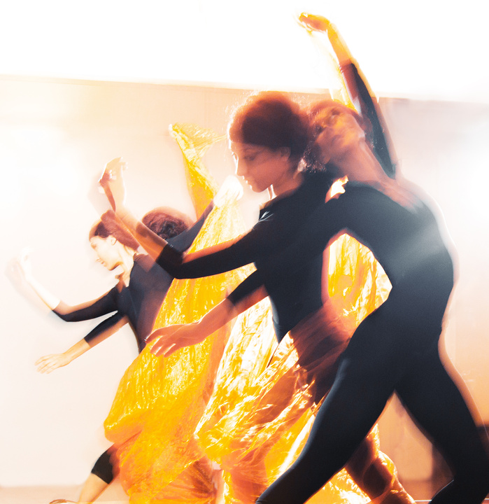Model - Lisa Cano and Florence Leroux-Coléno @ Ballet Bejart MUA - Diane Bracciale  © 2014 Aliona Kuznetsova