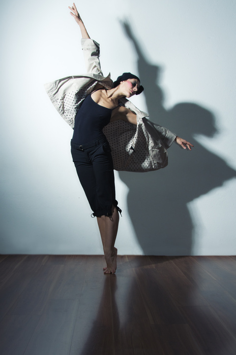 Model - Lisa Cano@ Ballet Bejart MUA - Diane Bracciale  © 2014 Aliona Kuznetsova