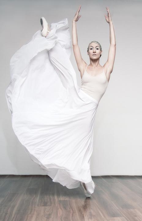 Model - Florence Leroux-Coléno @ Ballet Bejart MUA - Diane Bracciale  © 2014 Aliona Kuznetsova
